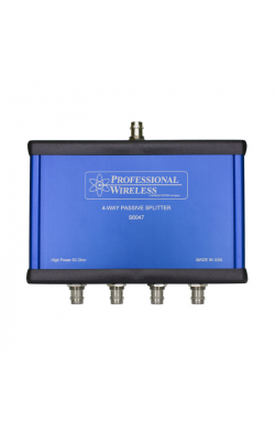 S6047 - PWS 4-Way Splitter/Combiner