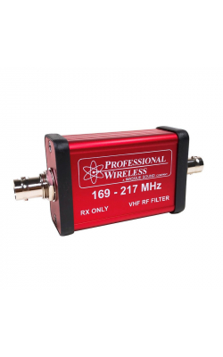 S5516 - PWS VHF In-Line RF Filter