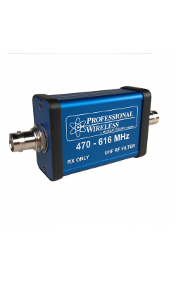 S2199 - PWS UHF In-Line RF Filter