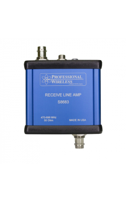 RECEIVE LINE AMP - PWS Receive Line Amp
