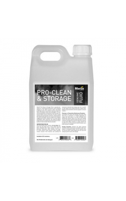 PROCLEANSTRFLD2.5 - MARTIN PRO Martin Pro-Clean an