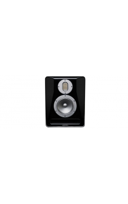 ABBEY-MB - Active 3-way 400W studio monitor (single) BLACK