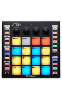 ATOM PRODUCER LAB - PRESONUS ATOM Producer Lab