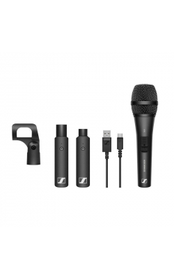 XSW-D VOCAL SET - Vocal set with (1) XS1 cardioid dynamic mic, (1) X
