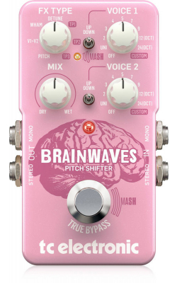 BRAINWAVESPITCHSHIFT - BRAINWAVES PITCH SHIFTER