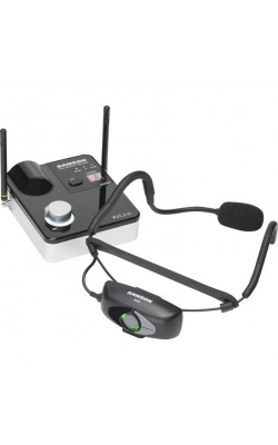 SW9A9SQE-K - AirLine 99m Wireless Fitness Headset System (K Ban