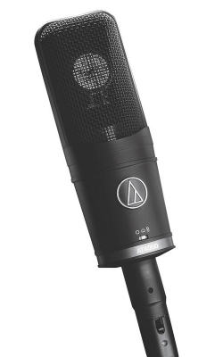 AT4050 - Multi-Pattern Studio Condenser Microphone