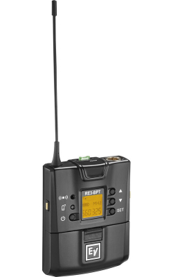 RE3-BPT-6M - Bodypack transmitter 653-663MHz