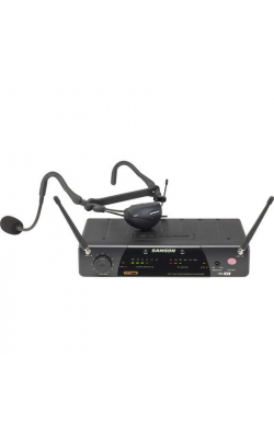 SW7A7SQE-K6 - AirLine 77 Wireless System Qe Fitness Headset (AH7