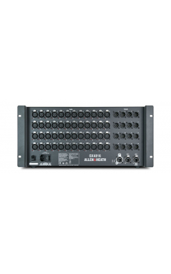 AH-GX4816 - 48 x 16 audio expander with dLive 96kHz mic preamp