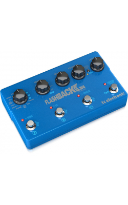 FLASHBACK2X4DELAY - TC ELEC Flagship Delay Pedal E