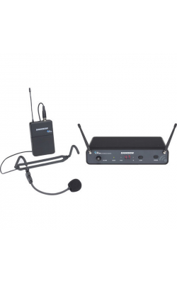 SWC88XBHS5-D - Concert 88x Wireless Headset System with HS5 Heads