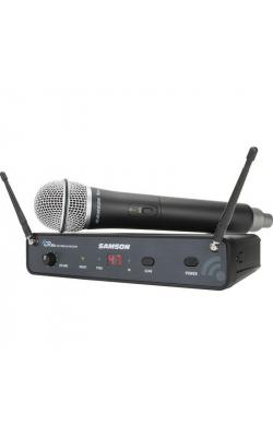 SWC88XHCL6-K - Concert 88x Wireless Handheld System with Q6 Handh
