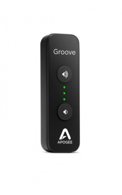 GROOVE - Apogee Groove USB DAC and Headphone Amp