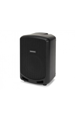 "ESCAPE + - Portable PA - 50 watts, 2-way, 6"" woofer, Blu"