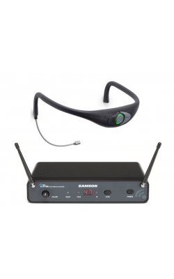 SWC88XAH8-K - AirLine 88 Wireless Headset System, Uni Fitness Mi