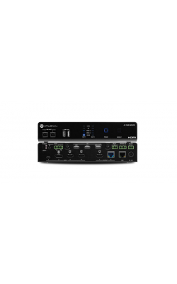 AT-OME-MS52W - Multi-format 5x2 Matrix Switcher