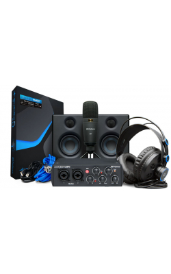 AUDIOBOX 96K 25TH UL - AudioBox Studio Ultimate Bundle 25th Anniversary E