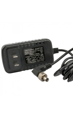 AC-12V-1.5A-LK - 12V 1.2A AC Adapter w/ Threaded Connector