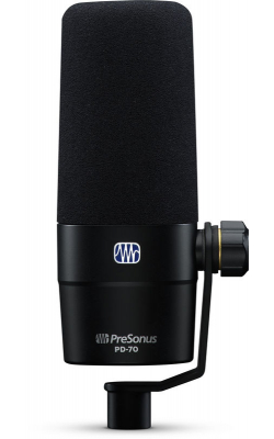 PD-70 - Dynamic, Caridioid Broadcast Microphone