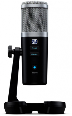 REVELATOR USB MIC - USB-C Compatible Microphone with StudioLive voice effects processing
