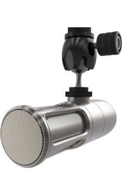 ICON PRO - Cardioid Condenser XLR Broadcast Microphone