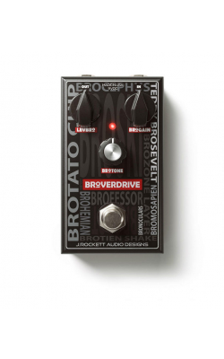 BROVERDRIVE OD - Smooth Overdrive