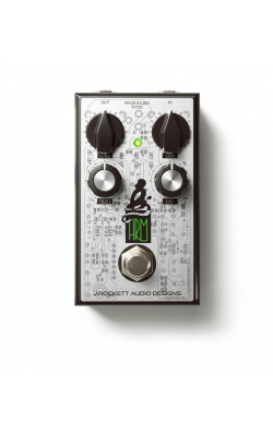 HOT RUBBER MONKEY OD - Classic Dumble OD sounds with HRM EQ mod
