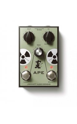 A.P.E. ANALOG PREAMP - Classic Tape Echo Preamp