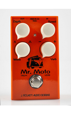 MR. MOTO - TREM AND - Trem and Spring Reverb