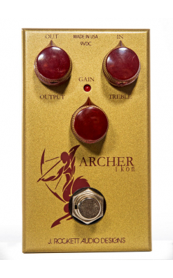 ARCHER IKON BOOST/OD - Recreation of the Gold Klon Centaur