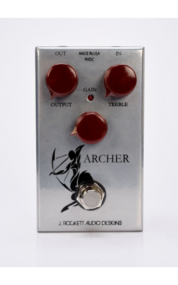 ARCHER BOOST/OD - Recreation of the silver Klon Centaur