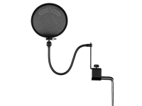 PS-6 - PopperStopper™ Pop filter with Metal Gooseneck a