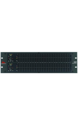 1231 - 12 Series Dual Channel 31-Band Equalizer