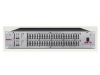GEQ 231 - GEQ Series 2-Channel 31 Band Graphic Equalizer
