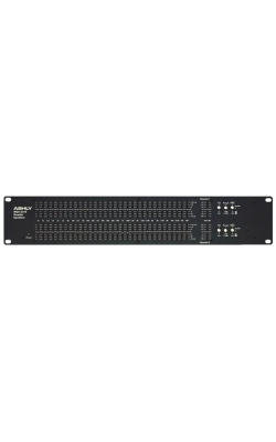 MQX-2310 - MQX Series 2-Channel 31-Band Equalizer
