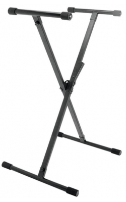 KS8390X - Lok-Tight Single-X Keyboard Stand with quikSQUEEZE™ Trigger