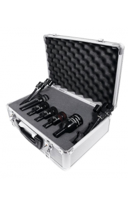 DP5A - 5-Piece Drum Mic Package