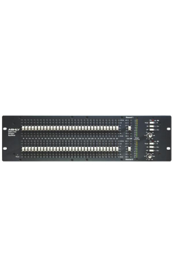 GQX-3102 - 2-Channel 31-Band Equalizer