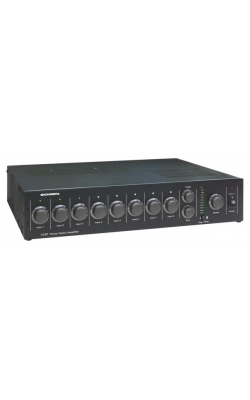 V100 - 8-Bay, 100W Rackable Modular Amplifier