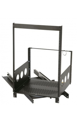 ROTR-XL-24 - 24U Extra Deep Pull-Out and Rotating Rack