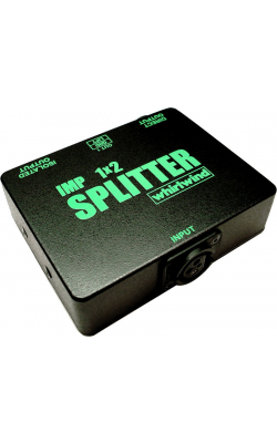 SP1X2 - 1 x 2 Mic Splitter