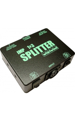 SP1X3 - 1 x 3 Mic Splitter