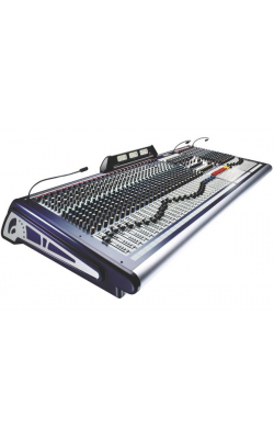 GB8 40CH 40+4/8/2 - GB8 Series 40-Channel Large Venue Mixer
