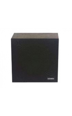 WBS8T725V - Wall Baffle Wooden Speaker Assembly (Volume Control)
