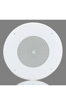 SD72W - 10oz Dual Cone Speaker with Grille and 5W Transformer