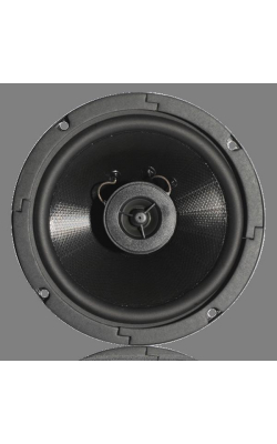 "FA136T87 - 6"" Coaxial Loudspeaker with 70.7V-8W Transformer"
