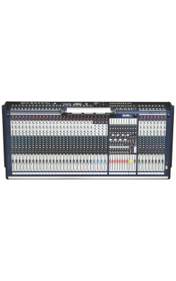 GB8 32CH 32+4/8/2 - GB8 Series 32-Channel Large Venue Mixer