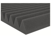 "2SF24CHA - 2"" Studiofoam Wedges (12-pack, 2'x4'x2"", Charcoal)"