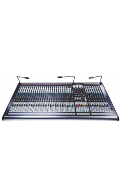 GB4 32CH 32+4/4/2 - GB4 Series 32-Channel 4-Group Multi-function Mixer